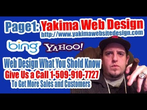 Web Design What You Should Know +1(509)910-7727 (What Other Don't Tell You)
