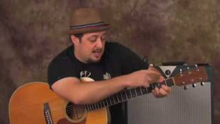 Dave Mathews - Gravedigger - How to Play Acoustic Guitar Lesson - Tutorial