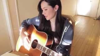 Neon Rain Acoustic Original Song - Marie Digby