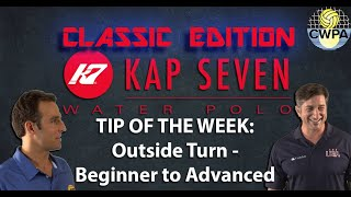 Outside Turn For Beginners To Advanced, TIP OF THE WEEK