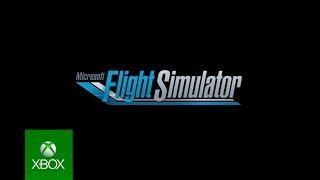 Xbox Surca el cielo como nunca en Flight Simulator anuncio