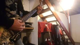 Enemy Mind New Song Guitar Play through