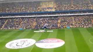 Fenerbahçe 2-1 Bursaspor (Tribün Vlog) Çoşku 100 Yıl Marşı L Atkı Şov L Müthiş Atmosfer