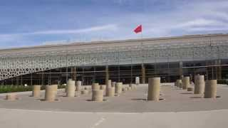 preview picture of video 'Aéroport de Rabat-Salé, Morocco. (HD)'