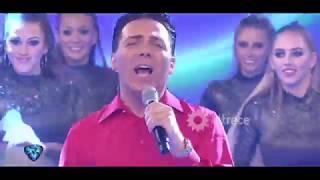 """Cristian Castro   """"Azul"""" En Vivo En Bailando 2017"""