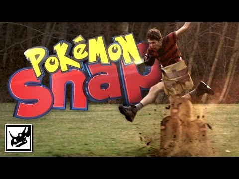Gritty Pokémon Snap Shouldn't Work This Well