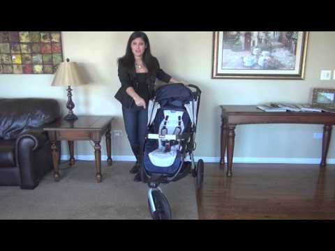 Chicco Activ3 All-Terrain Jogging Stroller Review by Baby Gizmo