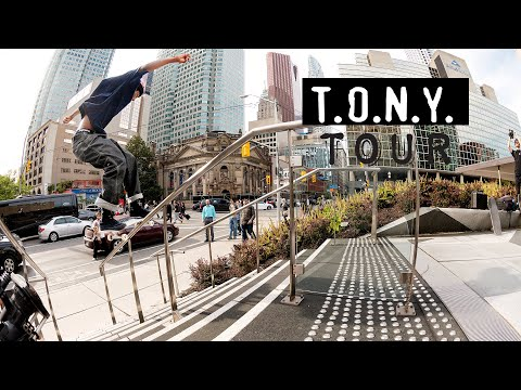 "Image for video ""T.O.N.Y."" Tour 