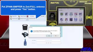 ZFH46 SNIFFER for Hyundai Kia Pin Code Calculation Application