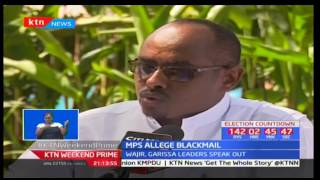 Mp's from northern Kenya warn residents not to be blackmailed by Jubilee for votes