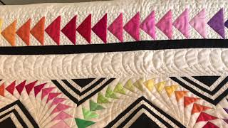 How Did I Quilt That: Spinning Wheels