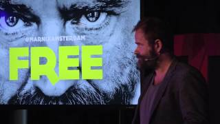 No more fear of life | Marnix Pauwels | TEDxArnhem