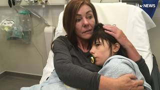 Home Office allows medicinal cannabis oil for epileptic boy | ITV News
