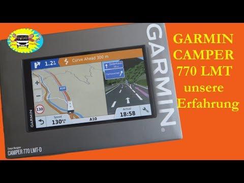 Garmin Camper-Navi 770 - LMT - #52
