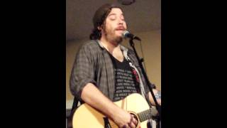 "Josh Krajcik ""Close Your Eyes"" live in Ogunquit"