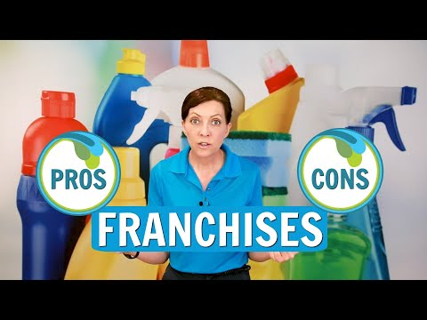 , title : 'Cleaning Franchise Pros an Cons - Should You Invest Your Money?