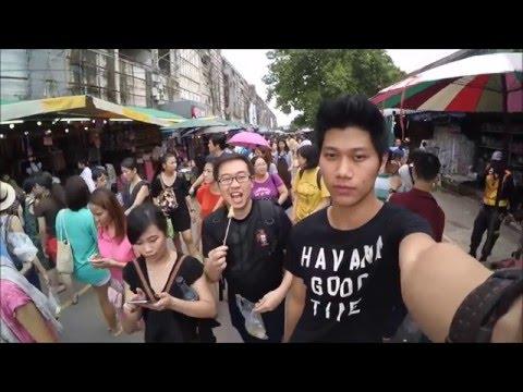 Video My Trip to Thailand (Bangkok - Pattaya - Krabi) #KenapaThailand