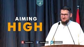 Aiming High - Ismail Bullock