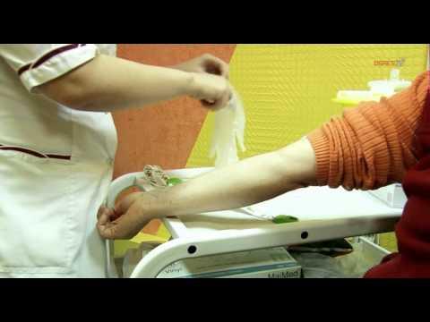 Diabēta pēda klīnika izvirzījums