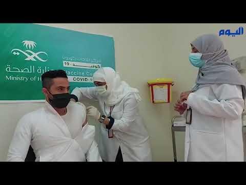 الأول في القطيف ..  مستشفى الأمير محمد بن فهد مركزاً لتطعيم اللقاح