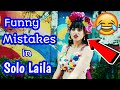 Mistakes in Solo Laila (Full Song) Ipsitaa | Tanishk Bagchi, Vayu | Ballu Bhai
