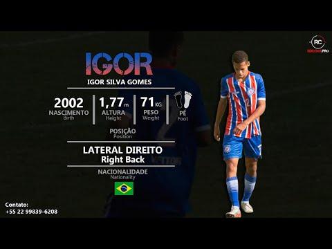 Lances Igor Silva Gomes