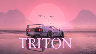 'TRITON' REDUX | A Chill Synthwave Mix