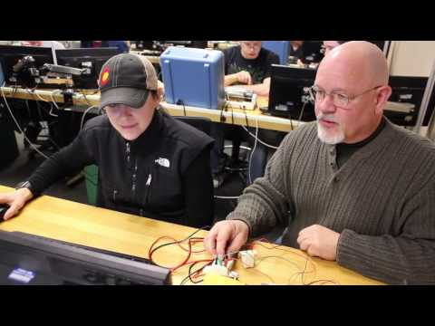 Mechatronics Program at Moberly Area Community College