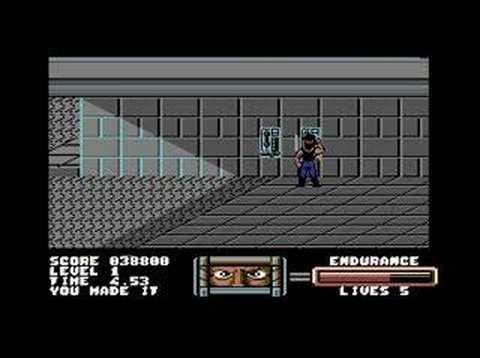 C64 - Longplay - Target Renegade