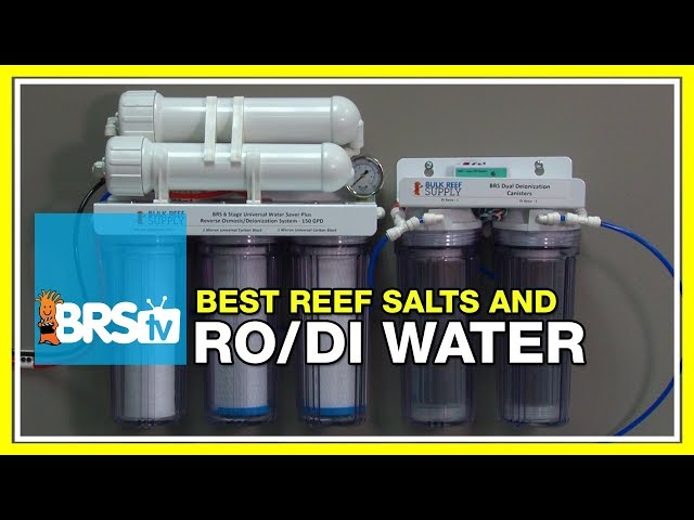 150 Gallon Per Day Reef Aquarium Ro Di Reverse Osmosis Water Filter Rapid Heat Dissipation Pet Supplies Cleaning & Maintenance
