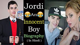 Jordi: A Innocent Boy Life Story In Hindi | Funny Biography | Teri-Makii - Download this Video in MP3, M4A, WEBM, MP4, 3GP