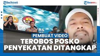 Pembuat Video Seruan Terobos Posko Penyekatan Mudik Dijerat UU ITE, Diduga Eks Wakil Ketua FPI Aceh