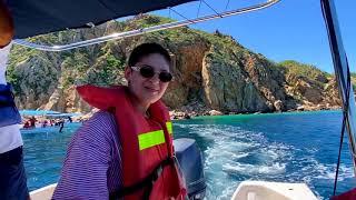 Cabo Landmarks by Boat