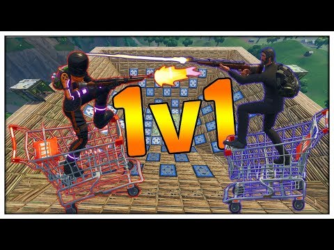 1v1 O LEGENDÁRNÍ SKIN! (Fortnite) /w Bax