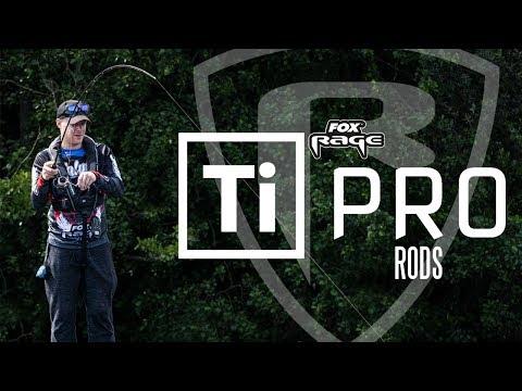Fox Rage Ti Pro Jigger - pergetőbot (több méretben) videó