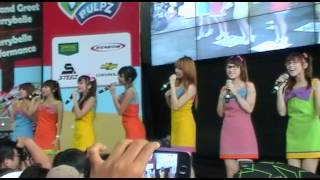 Cherrybelle - I'll Be There For You @GandariaCity (15-04-2012)