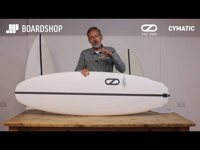 Slater Designs Cymatic Surfboard Review