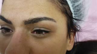 LATINO LINER & HEALED Microbladed BROWS BY El Truchan