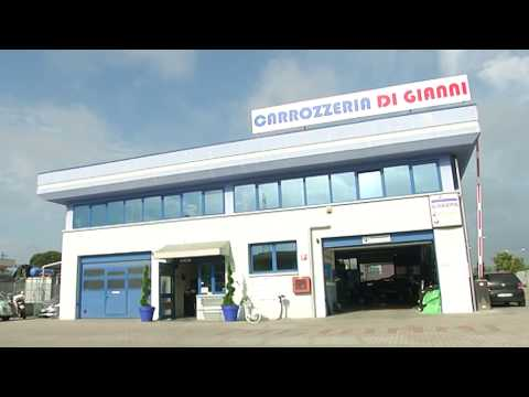 Preview video SPOT VIDEO CARROZZERIA DI GIANNI