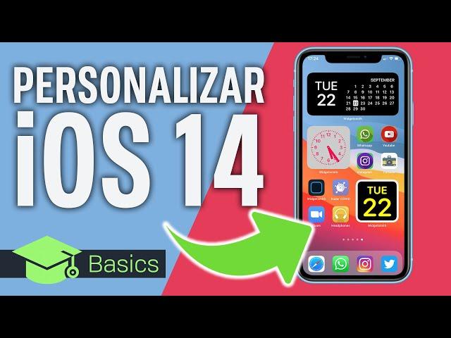 ¡CÓMO PERSONALIZAR TU IPHONE CON iOS 14 en 5 MINUTOS! - Xataka Basics