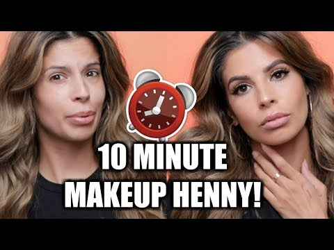 My Everyday 10 Minute Makeup Tutorial | UPDATED