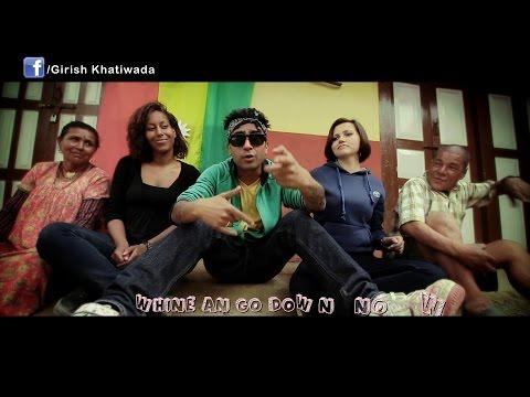 Girish - Ganja Man   Nepali Pop Reggae Rap Music Video   NEPHOP   HD