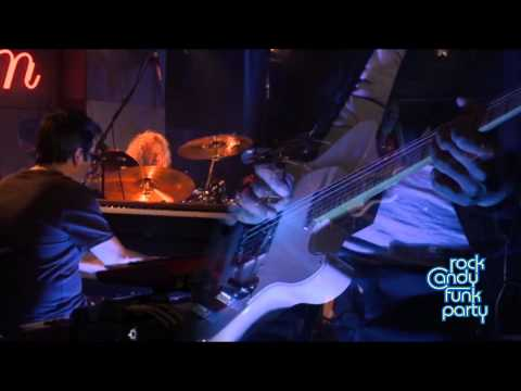 Rock Candy Funk Party - Steppin' In It - Live at the Iridium