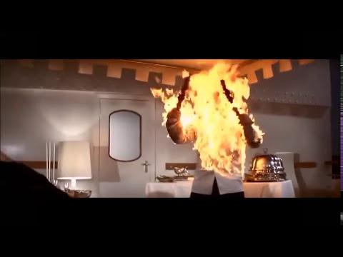 Fire Stunts (Feuer Stunts) (видео)