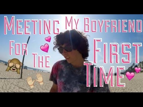 Meeting My Long Distance Boyfriend For The First Time!! | California 2016