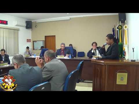 Tribuna Vereadora Cida Nunes dia 26 de Junho de 2018