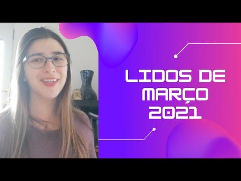 Lidos em Março 2021