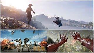 Главным героем Assassin's Creed Odyssey будет изгнанный спартанец | Игровые новости