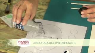 Cómo utilizar Craquelador Universal - Alba Ideas