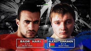 Badr Hari v Alexey Ignashov